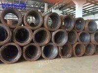 保定高价回收钢筋盘螺盘圆架子管工字钢等工地建筑剩余材料