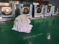 山东威海出售二手50公斤烘干机二手服装脱水机二手水洗机