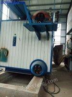大连出售二手20吨燃气蒸汽锅炉一台全套附机价格优惠