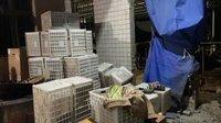 重庆涪陵区出售五百多个水果周转框,还没用多久一个匡的重量是4.6斤。