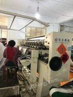 山东临沂使用中绗缝机一台出售