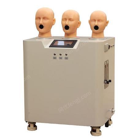 供应元茂口罩呼吸气阻力测试仪
