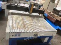 江西南昌二手1212啄木鸟雕刻机双色板abs板亚克力pvc切割机出售