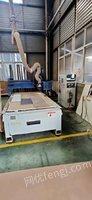 在位出售二手木工机械恩德加工中心电脑数值控制刨花机