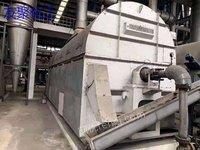 二手宜兴格兰特1200/1000/800/700平方管束干燥机6台出售