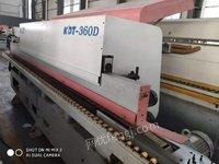 有一台二手木工机械极东全自动封边机KDT_360D在位销售