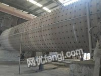 Buying second-hand ball mill,type 3.5*16 meters