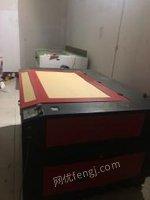 湖南株洲个人转让1390二氧化碳激光机雕刻机