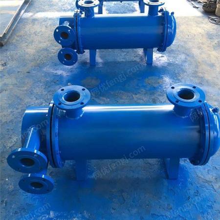 供应煤矿用油冷式冷却器 列管式冷却器