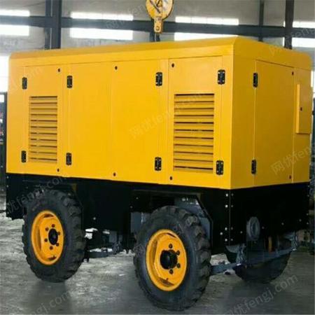 供应矿用螺杆空压机 煤矿用螺杆式移动空气压缩机