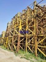 河北秦皇岛现出售固恒8成新塔吊节有意电联