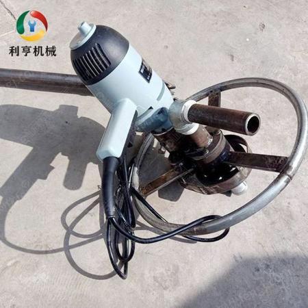 供应民用手持式电动打井机 电动液压钻井设备 SJZ-1D家庭用水井钻机