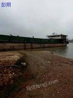 湖南岳阳因个人转行急需处理运沙船舶一只