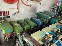广东东莞西湖台钻 攻丝机 活塞空压机 无油静音空压机出售