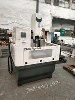 山东济南因公司采购有误出售山东40雕刻机出售 全新机械未用 价格可议