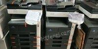 浙江温州进口二手黑白激光复印机 双面打印 双面复印网络扫描出售