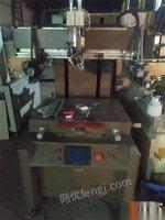 上海宝山区转让二手单伺服精密丝印机丝网印刷机