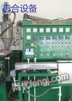 Sale of a set of extruder,matched with powder machine,printing machine