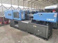浙江温州宁波天普150吨二手注塑机 2014年出厂出售