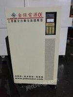 广东深圳二手稳压器50千瓦出售