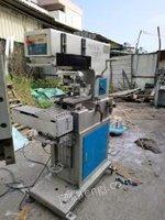 广东佛山低价出售二手,200行程移印机,4x8油盘的,机器九成新。