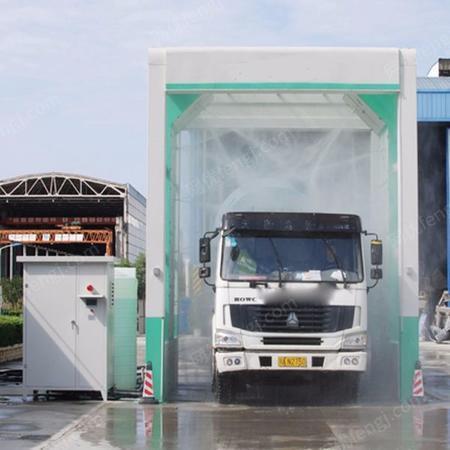 供应工程龙门式洗车机 高压喷头 无死角清洗