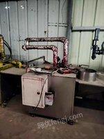 油墨厂处理1个头全自动灌装机4台