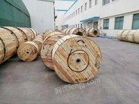 云南曲靖回收通信光缆 回收室内外光缆 回收光缆GYTA等各种类型