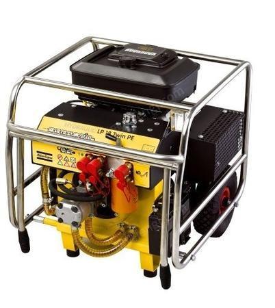 供应进口汽油液压动力站LP 18 Twin PE