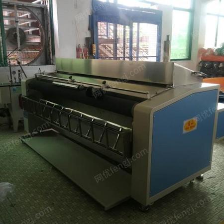 供应中小型布料面料预缩水机布宽2米