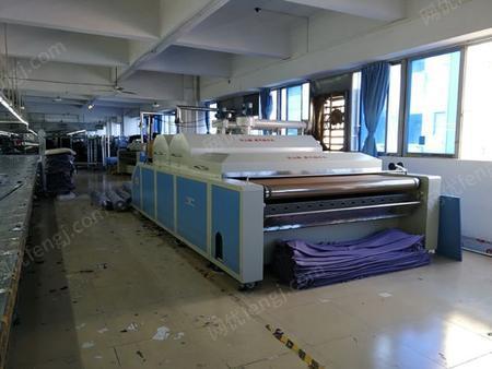 供应服装厂针织布蒸汽预缩机定型机