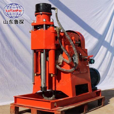 供应探水孔瓦斯钻机 防爆型多功能 ZDY-650煤矿用全液压坑道钻机