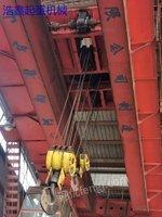 二手QD10吨双梁起重机 经久耐用