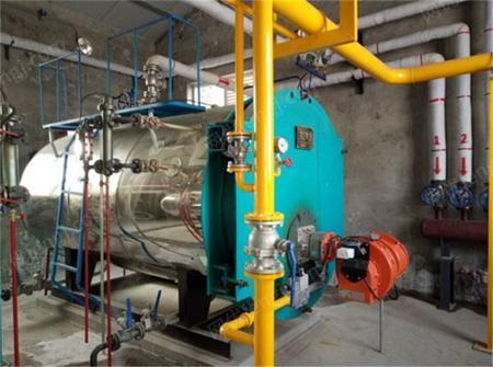 供应WNS1-1.25燃气蒸汽锅炉 1吨蒸汽锅炉