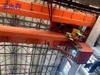 北京出售二手QD63/20吨桥式行车跨度22.5米双梁