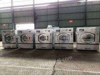 陕西西安出售二手直燃烘干机二手直燃烫平机二手洗涤设备