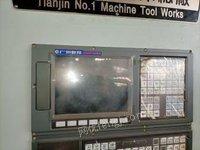 河北保定在位出售九成九新数控刨齿机一台,可随时看货试机