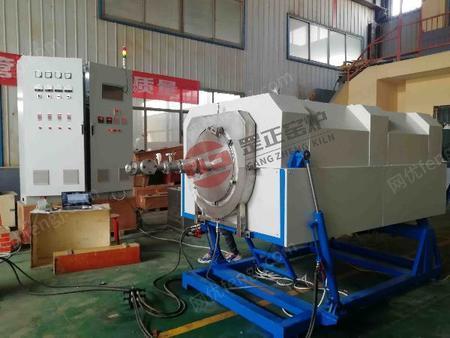 供应非金属回转炉(GZ-LXN9008回转炉)-锂电三元材料