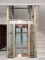 山东济南别墅电梯曳引电梯家用电梯出售 宽度1.1米,深度1.4米