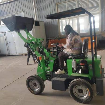 供应柴油小铲车