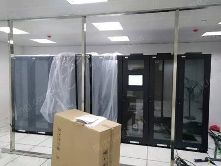 供应浙江省杭州市模块化数据中心微模块机房工程建设智能一体化机柜