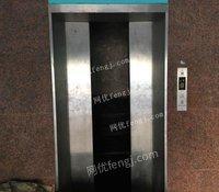 长期回收二手的货运电梯