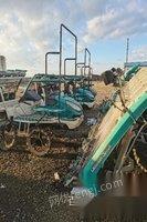 黑龙江佳木斯久保田插秧机收割机拖拉机出售