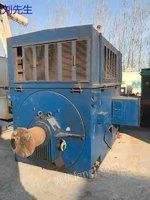 供应一批二手电动机YR710-4  2240kw10kv