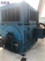 出售二手高压电机YR710-4  3200kw 10kv