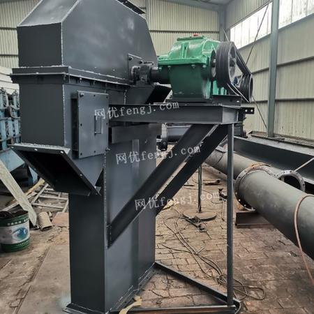 供应板链斗式提升机生产厂家专业制造干粉物料垂直上料提升机