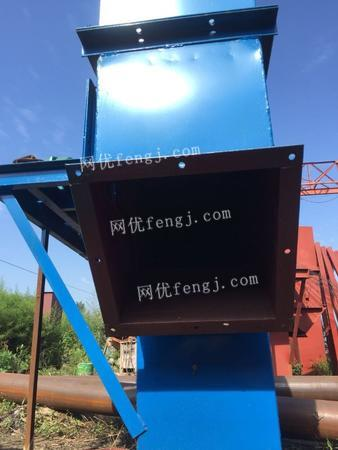 供应NE50型双链条斗式提升机 垂直板链提升机 50立方煤炭水泥提升设备