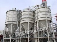 Long-term recovery of closed cement plants,cement equipments
