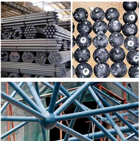 供应济南网架工程设计、加工、安装