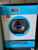 威特斯石油二手干洗机二手水洗机二手烫平机二手折叠机